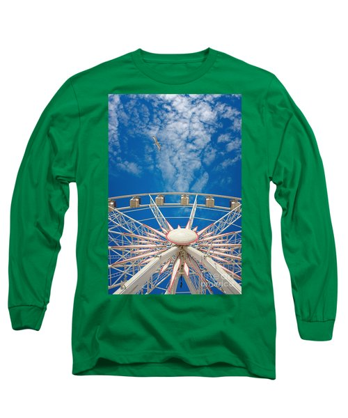 Huge Ferris Wheel Long Sleeve T-Shirt