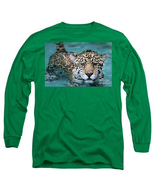 I Love The Water Long Sleeve T-Shirt
