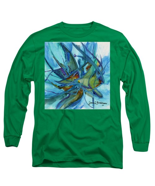 In A Fishbowl Long Sleeve T-Shirt