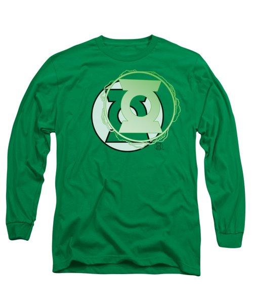 Jla - Gl Energy Logo Long Sleeve T-Shirt