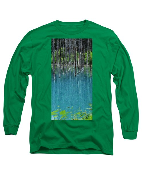 Liquid Forest Long Sleeve T-Shirt