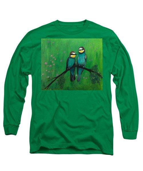 Lovey-dovey Long Sleeve T-Shirt