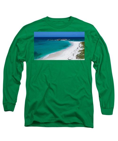 Mudjin Harbour Long Sleeve T-Shirt
