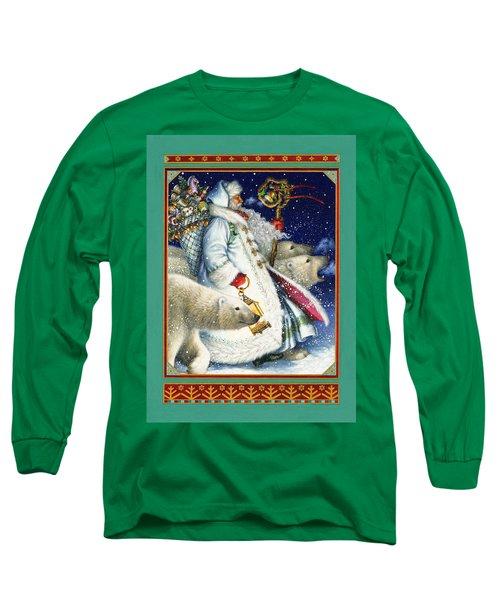 Polar Magic Long Sleeve T-Shirt