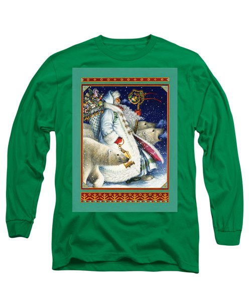 Polar Magic Long Sleeve T-Shirt