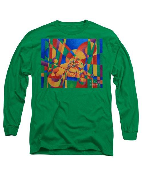 Primary Cat IIi Long Sleeve T-Shirt