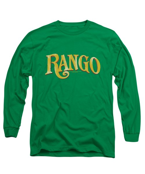 Rango - Logo Long Sleeve T-Shirt by Brand A