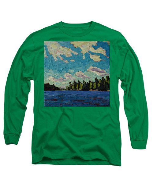 Reach To Grippen Long Sleeve T-Shirt by Phil Chadwick