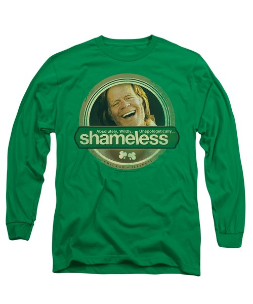 Shameless - Chicago Illinois Long Sleeve T-Shirt