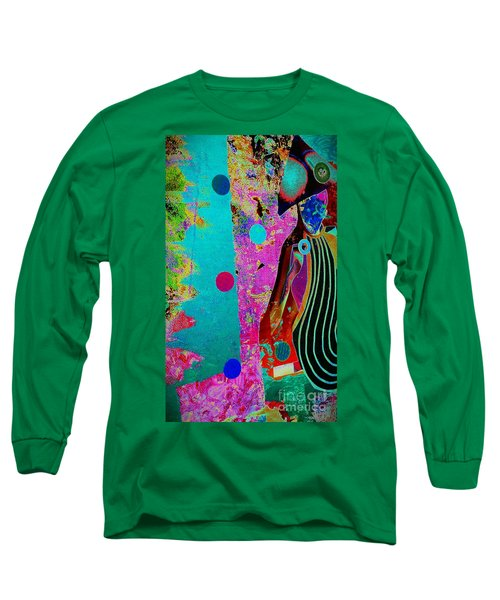 She Waits By The Window Long Sleeve T-Shirt