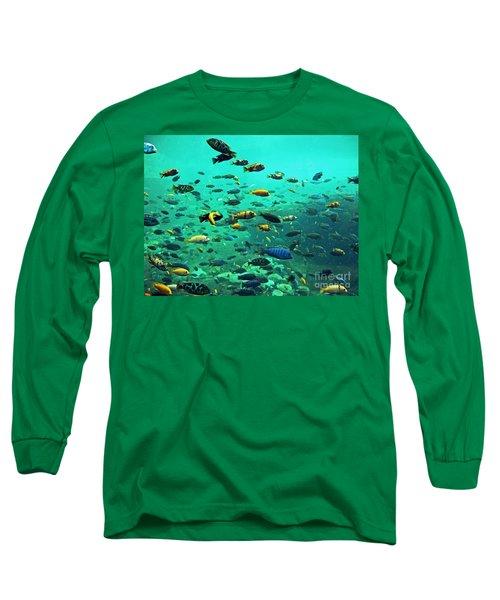 Something Fishy Long Sleeve T-Shirt
