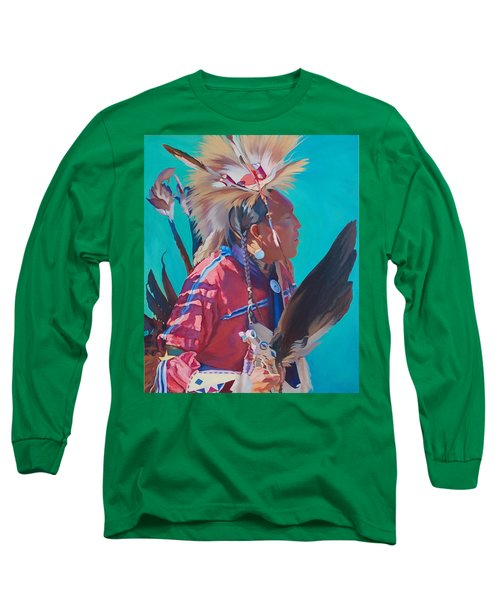 Spirit Of The Dance Long Sleeve T-Shirt