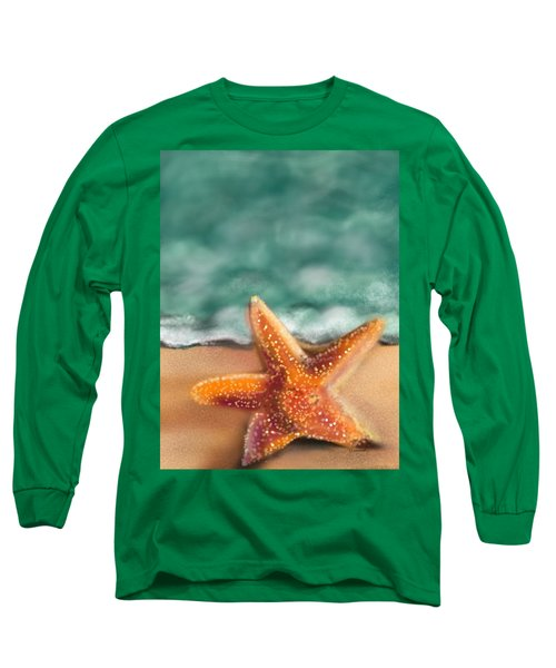 Starfish  Long Sleeve T-Shirt