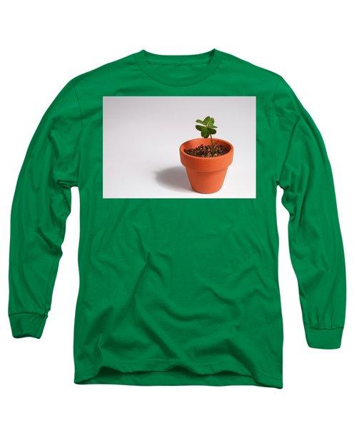 Symbol Of Good Luck Long Sleeve T-Shirt