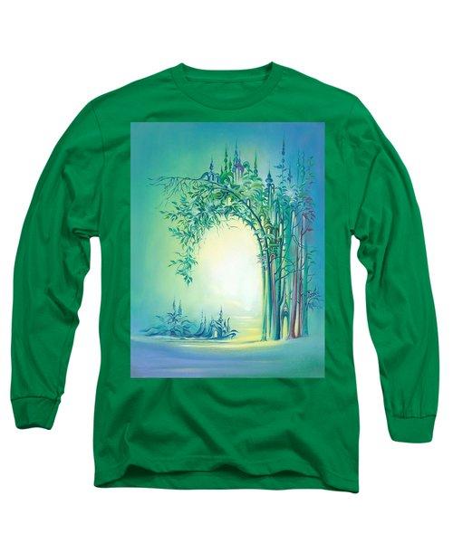 The Boundary Bush Long Sleeve T-Shirt