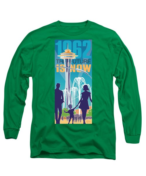 The Future Is Now - Daytime Long Sleeve T-Shirt