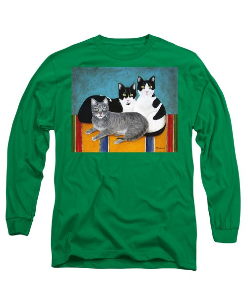 The Kids Long Sleeve T-Shirt