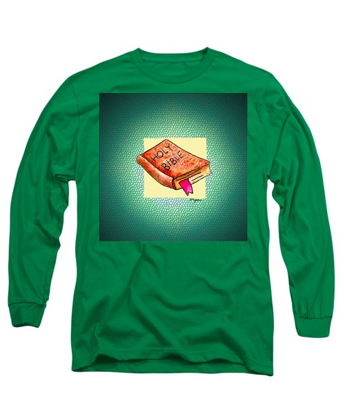 The Word Long Sleeve T-Shirt