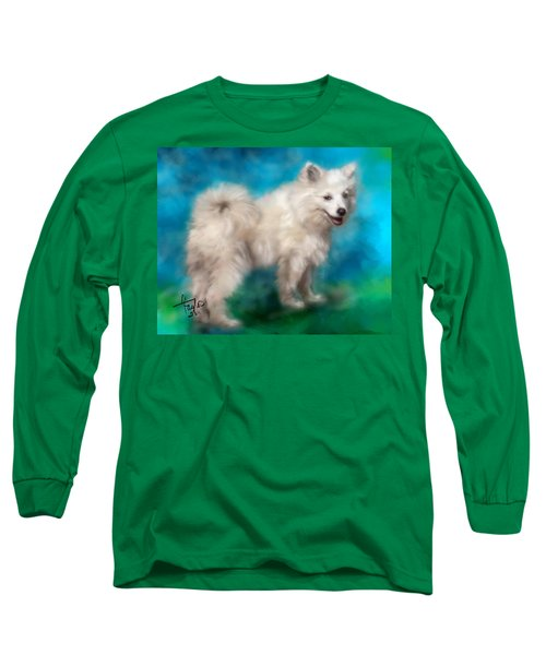 Too Sexy For My Fur Long Sleeve T-Shirt