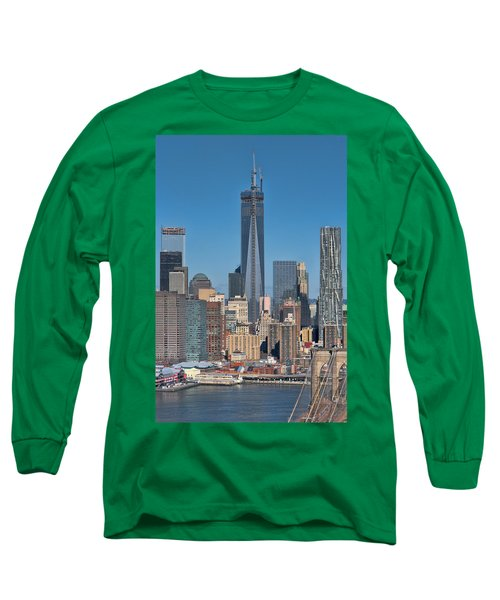 Topping Out Long Sleeve T-Shirt