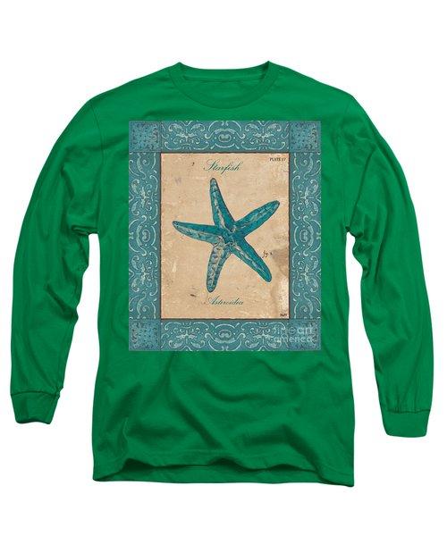 Verde Mare 1 Long Sleeve T-Shirt