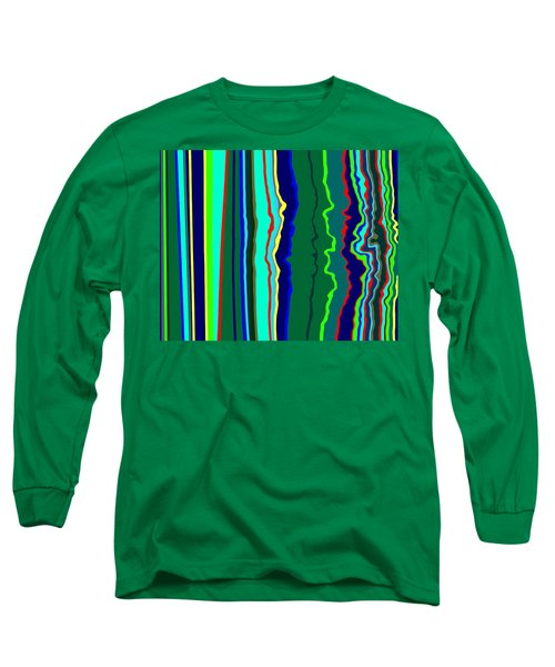 Vibrato Stripes  C2014  Long Sleeve T-Shirt