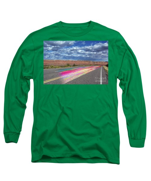 Walking With God Long Sleeve T-Shirt by Margie Chapman