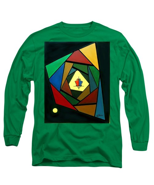 Eccentric Long Sleeve T-Shirt