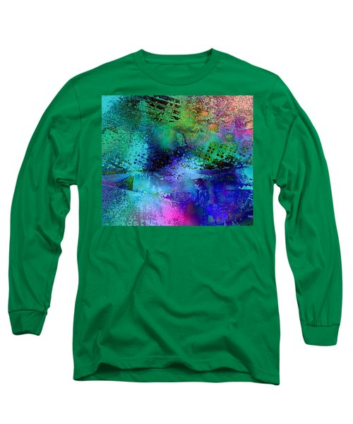 Long Sleeve T-Shirt featuring the photograph Of The End by David Pantuso