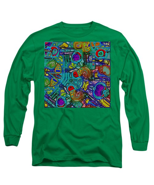 Organized Chaos Long Sleeve T-Shirt