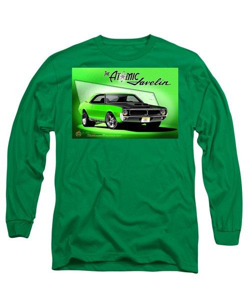 The Atomic Javelin Long Sleeve T-Shirt