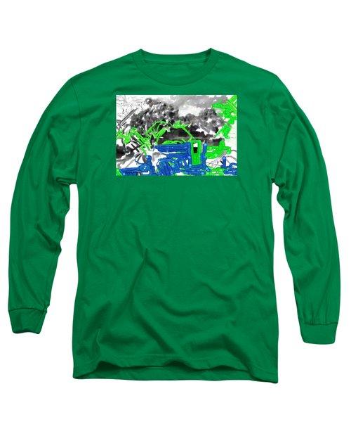 Broken Homes Long Sleeve T-Shirt