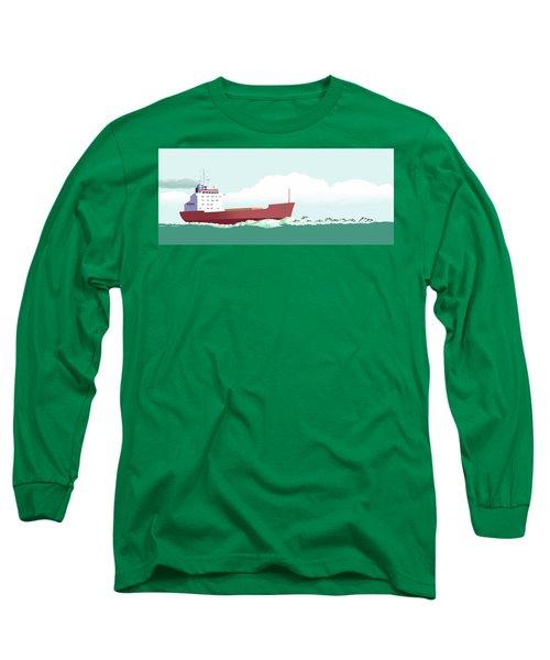 Dolphin Dance Long Sleeve T-Shirt