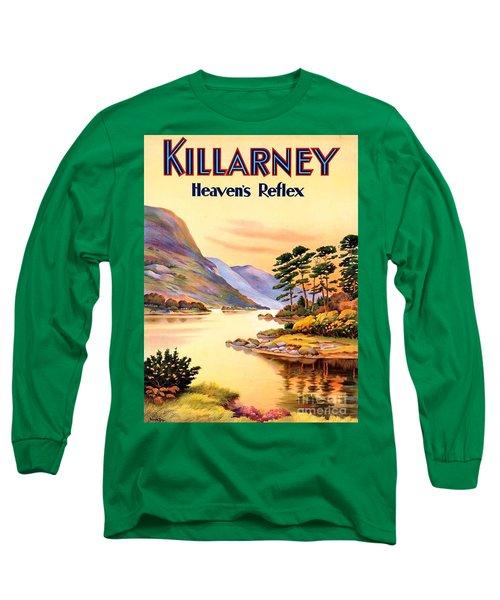 Killarney Long Sleeve T-Shirt by Pg Reproductions