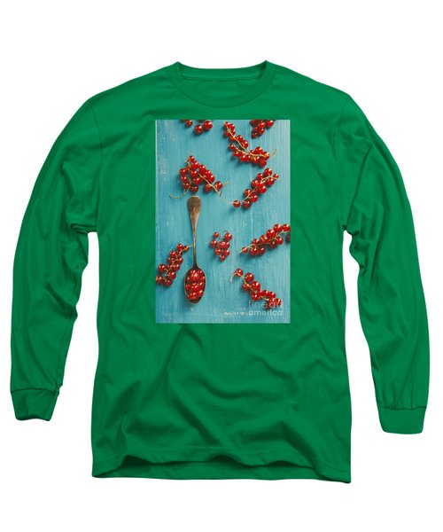 Red Currant Long Sleeve T-Shirt