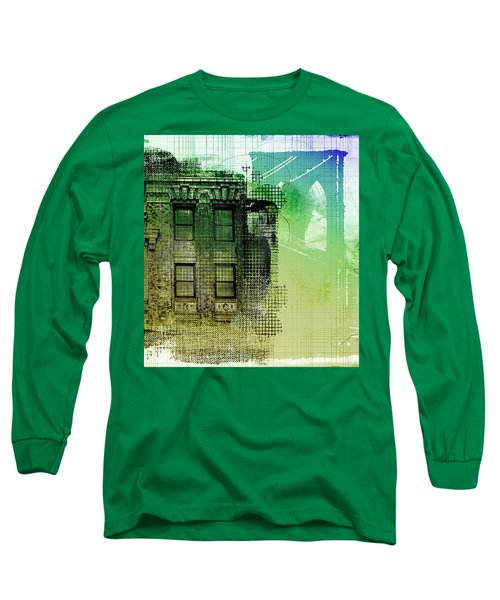 Window View Long Sleeve T-Shirt