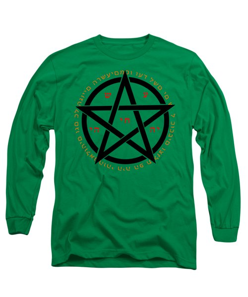 Witchcraft Concept Long Sleeve T-Shirt