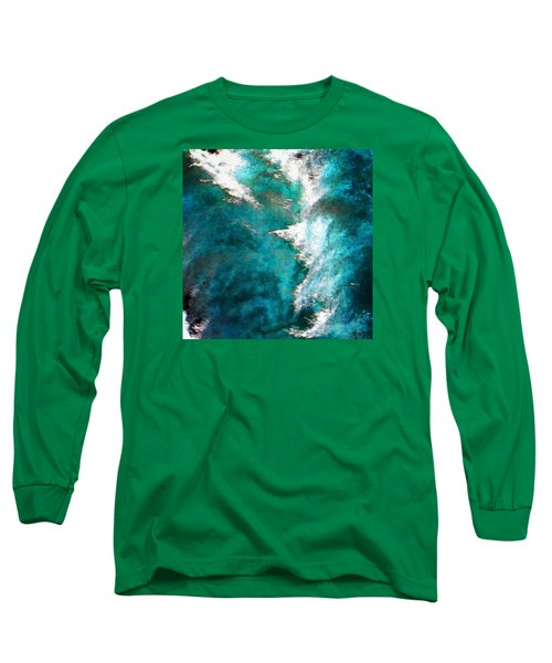 Long Sleeve T-Shirt featuring the photograph 107 by Timothy Bulone