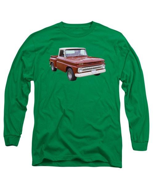 1965 Chevrolet Pickup Truck Long Sleeve T-Shirt
