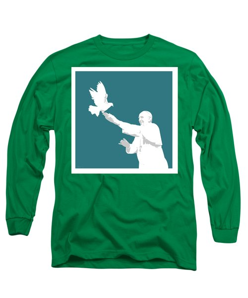 Pope Francis Long Sleeve T-Shirt