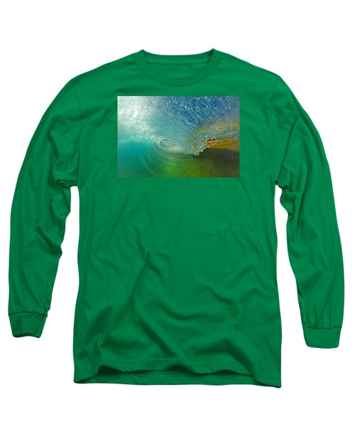 In The Tube Long Sleeve T-Shirt by James Roemmling