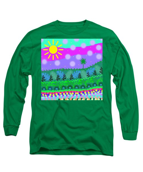 A Little Whimsy Long Sleeve T-Shirt