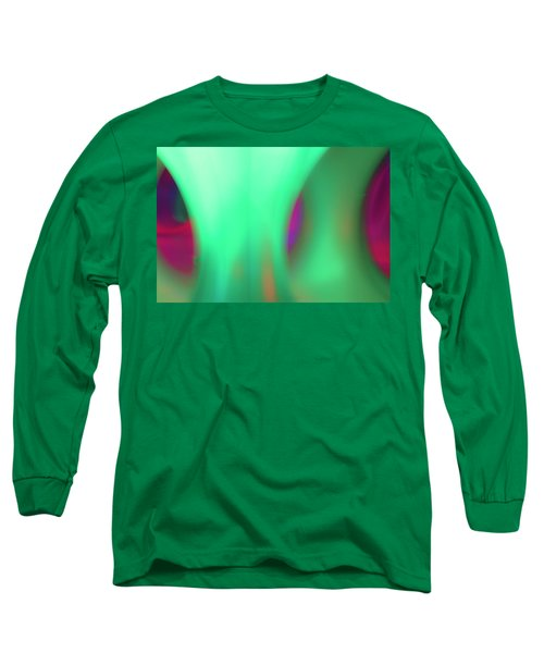 Long Sleeve T-Shirt featuring the photograph Abstract No. 11 by Shara Weber