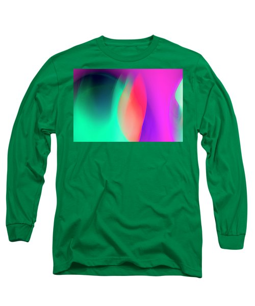 Long Sleeve T-Shirt featuring the photograph Abstract No. 6 by Shara Weber