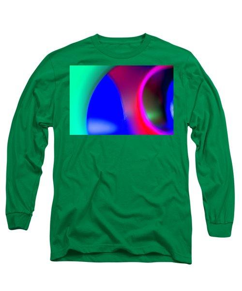 Abstract No. 9 Long Sleeve T-Shirt