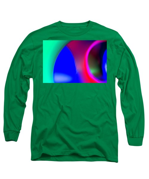 Long Sleeve T-Shirt featuring the photograph Abstract No. 9 by Shara Weber