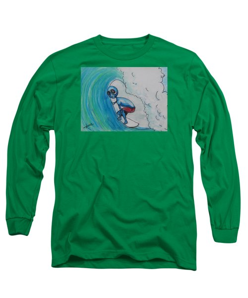 Alien Tube Long Sleeve T-Shirt