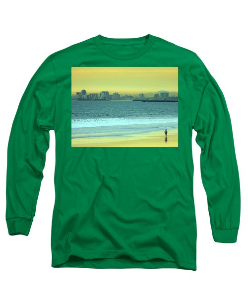 Alone Time Long Sleeve T-Shirt