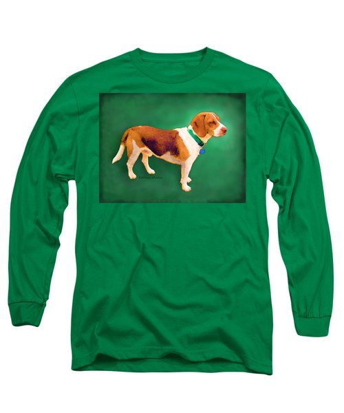 Apache Green Long Sleeve T-Shirt