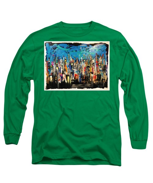 Apartment Complex Long Sleeve T-Shirt